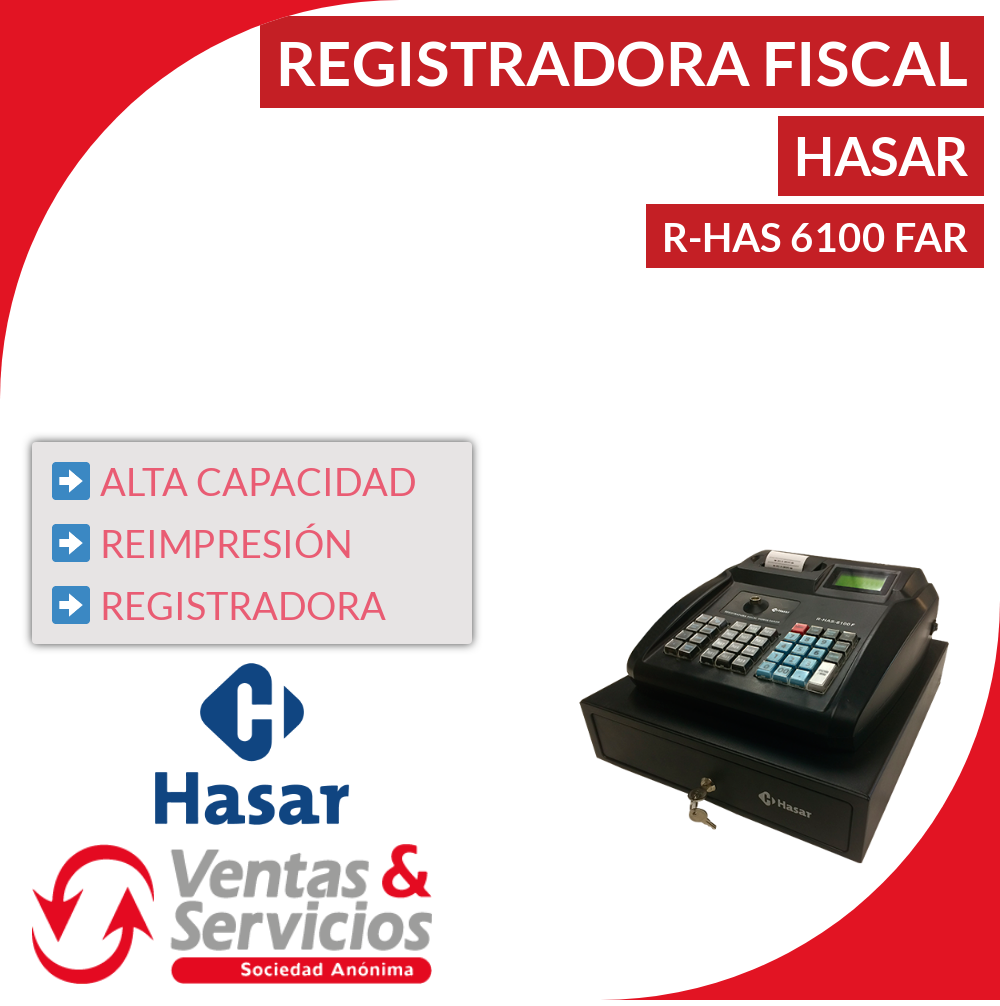 Hasar R-HAS-6100-FAR